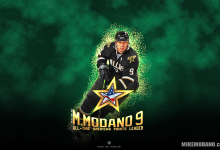 Dallas Stars Mike Modano Hockey Wallpaper