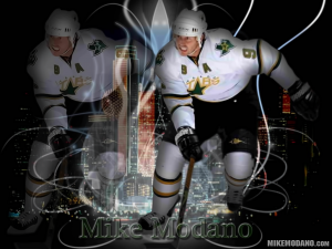 Mike Modano Stars Dallas Wallpaper