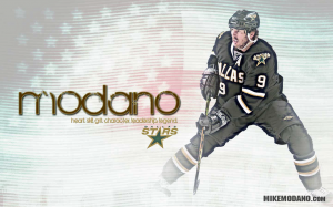 Stars Mike Modano Wallpaper