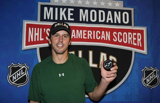 Mike Modano All Time American Scorer