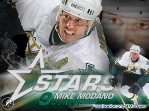 9 Modano NHL Stars Hockey Wallpaper