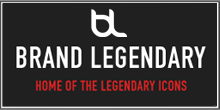 Brand Legendary Home of Legendary Icons
