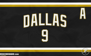 Mike Modano Dallas Stars Jersey Wallpaper Hockey