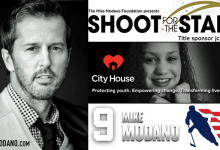 Mike Modano Foundation Event for City House