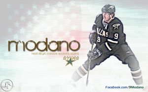 Mike Modano USA Hockey Dallas Stars NHL Wallpaper