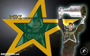 Stanley Cup NHL Mike Modano Hockey Wallpaper